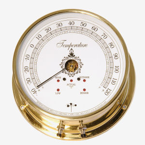 Downeaster - Temperature Instrument