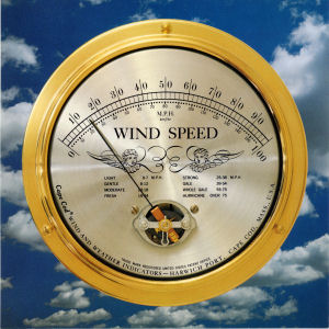 Cape Cod Wind Speed Indicator