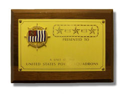 Educational Achievement Plaque