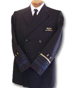 Men's USPS Uniform Dress Jacket