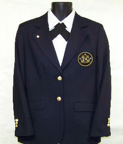 Ladies Navy Yacht Club Blazer