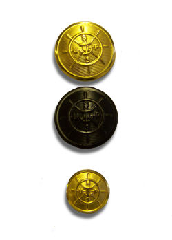 USPS UNIFORM BUTTONS
