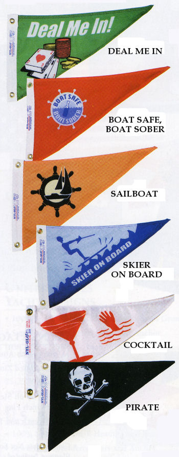 FUN BOW PENNANTS