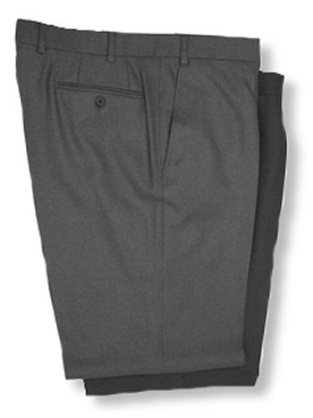 Men's Grey Uniform Trousers