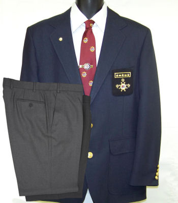 Men's Blazer & Grey Trouser ****COMBO DEAL****